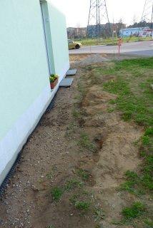 Projekt Garten startet